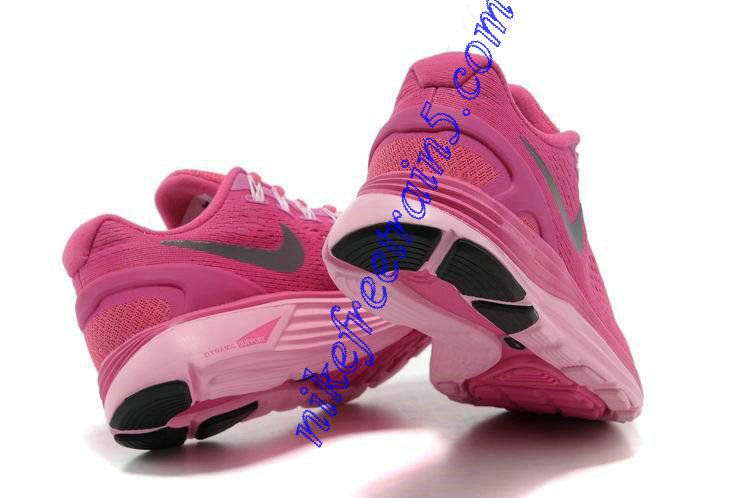 buy popular d130c 8b582 Womens Nike Lunarglide 4 Fireberry Pearl Pink Reflect Silver 524978 606