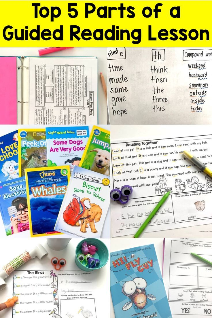 When leading a Guided Reading lesson, it's important to make the most of the …