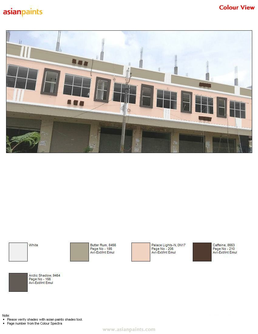 Pin By Manu 919441818532 On Top 200 Asian Paints Color Views Asian Paints Colour Shades Exterior Color Combinations House Paint Exterior