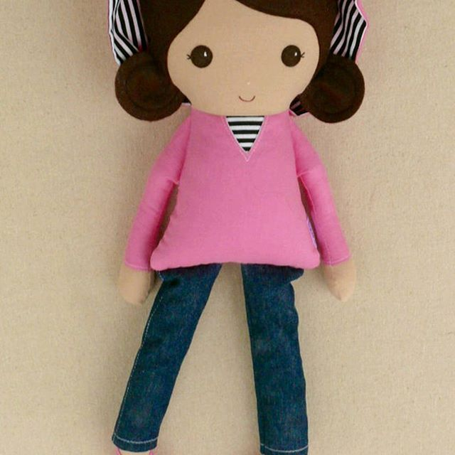 Handmade dolls and toys. Visit my etsy shop to see what is available!  For questions please contact me through my etsy shop -- rovingovine.etsy.com.