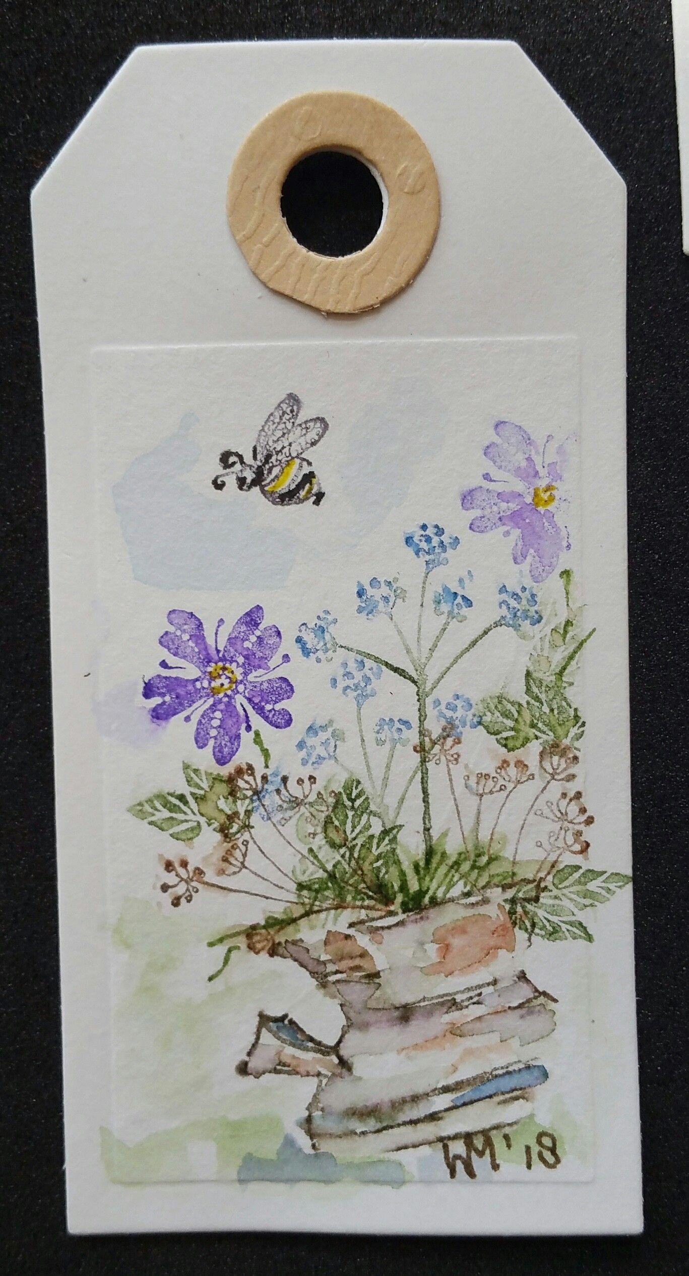 Art Impressions Watercolor Marker Art Impressions Cards Art