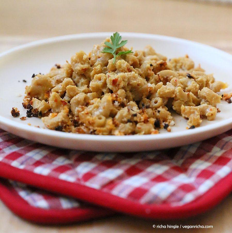 Plum S Spicy Mac N Yease Vegan Recipe Vegan Richa Vegan Thanksgiving Side Dishes Recipes Vegan Recipes