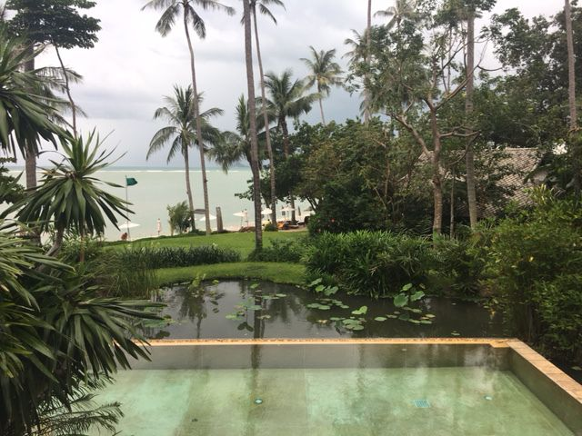Our resort and a lot of rain – The Drive to do it! #thedrivetodoit!