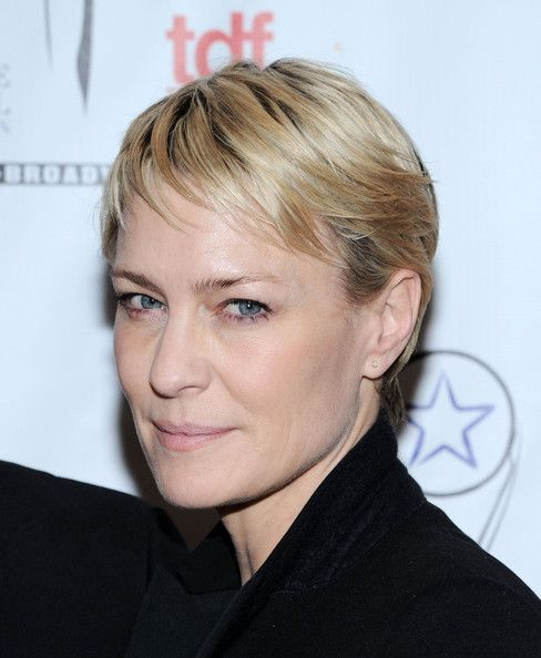 Robin Wright Haircut: Robin Wright, Pixies And Robin Wright