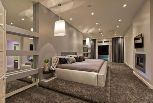 Secret Tips For Having A Classy Elegant Bedroom With Affordable Budget ·  Contemporary DesignModern Home ...
