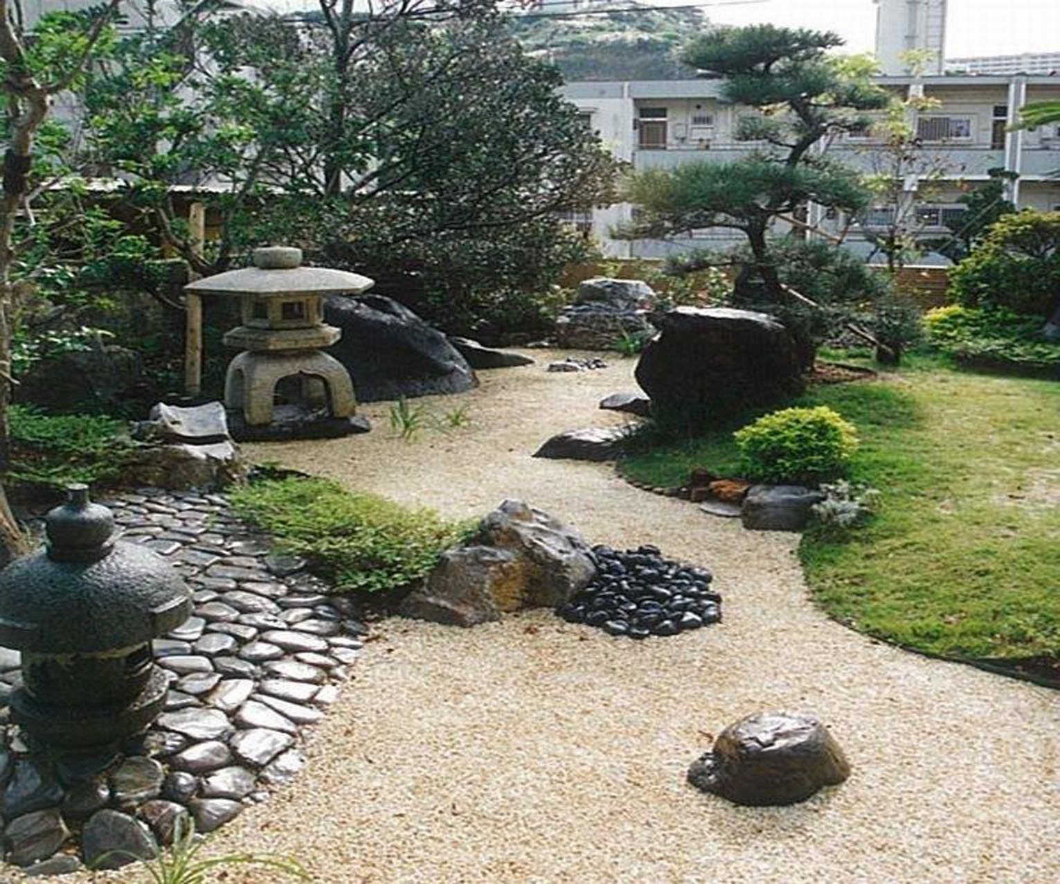 Home garden design ideas japanese garden design ideas for Japanese zen garden design