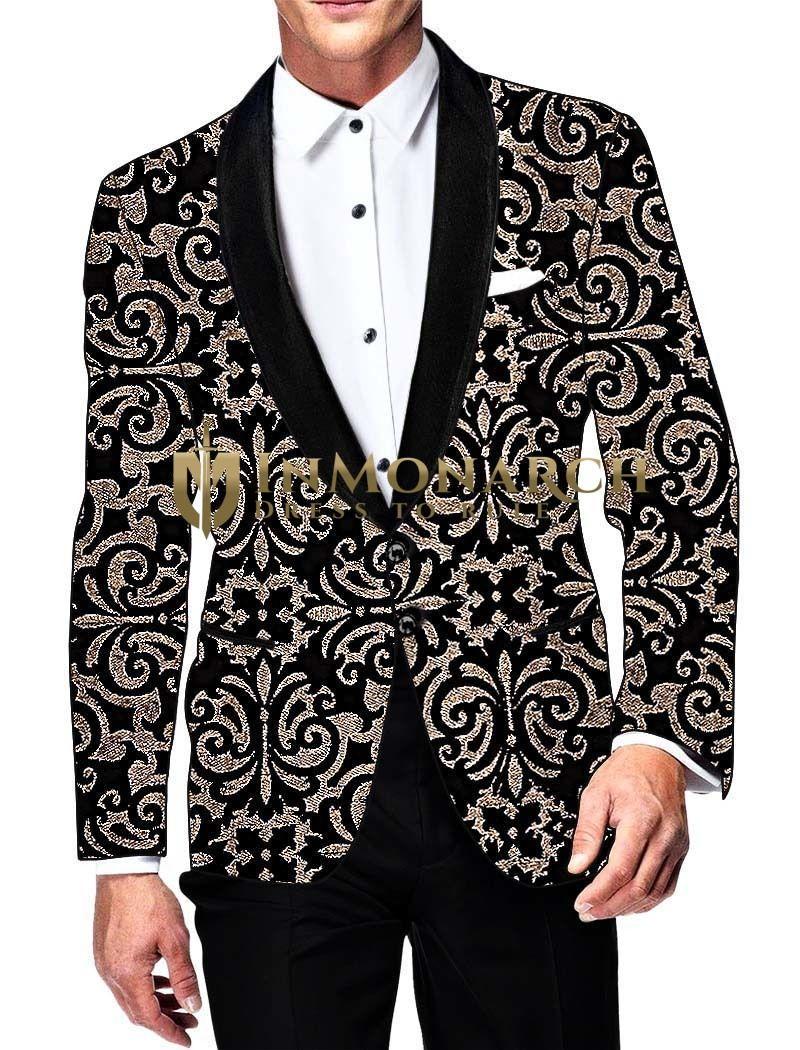 7b514dfff Mens Black Velvet Blazer Partywear #mensindianwear #Mensfashion ...