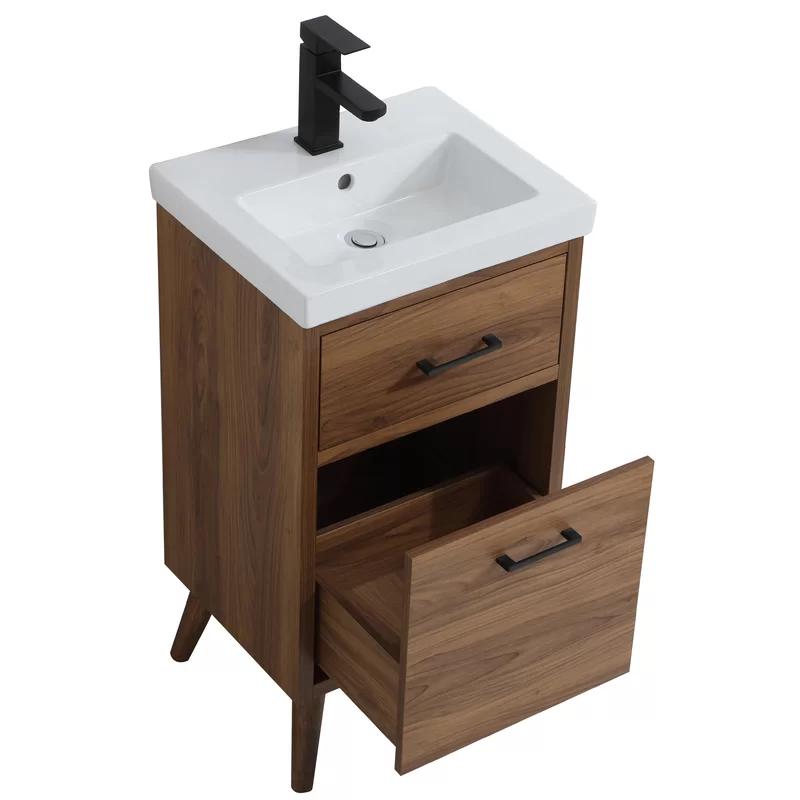 Kenn 18 Single Bathroom Vanity Set Small Bathroom Vanities 18 Bathroom Vanity Bathroom Vanity