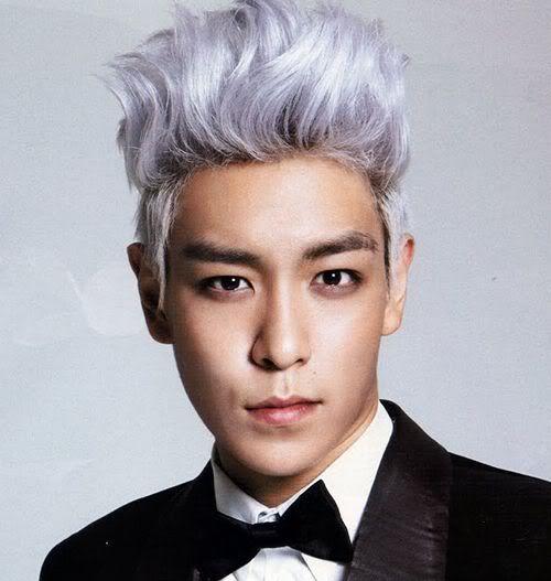 Teddy Yule Ball Great Haircuts Korean Pop Silver Hair