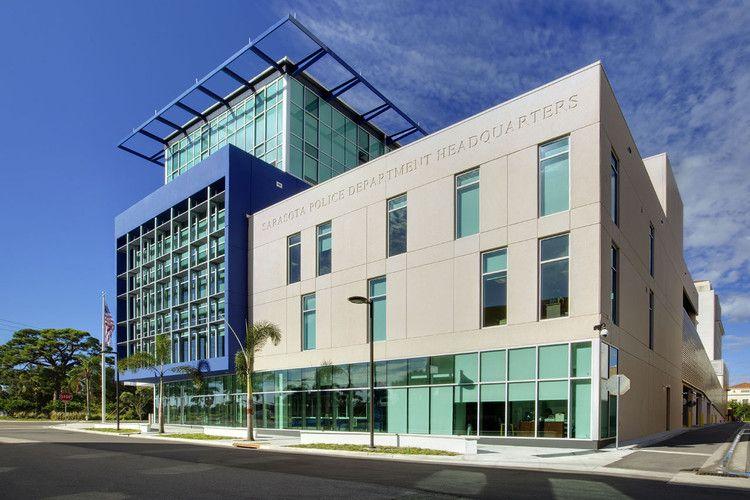 Image Result For Community Police Station Architecture Architect Design Sarasota Architect