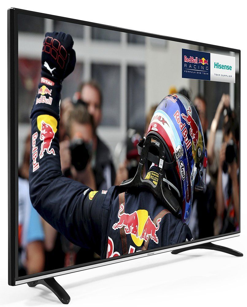 Hisense 49 inch widescreen 4k smart led tv with freeview