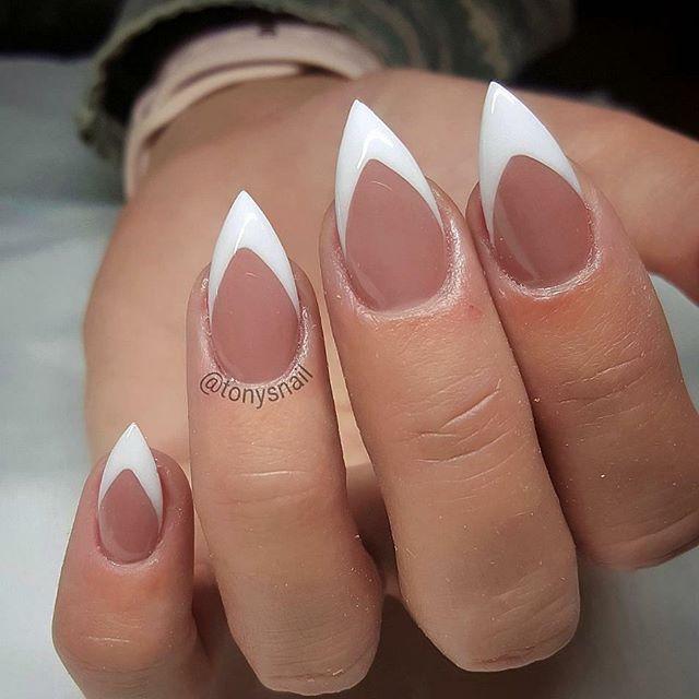 Pin by Angie Avila on Nail design | Pinterest | Wedding nails design ...