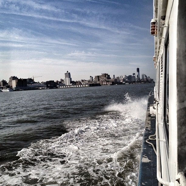 A view from the ferry #Mashpics