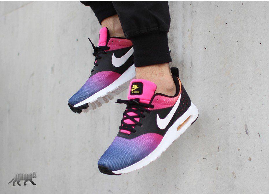 Nike Air Max Tavas SD (Black White Pink Pow True