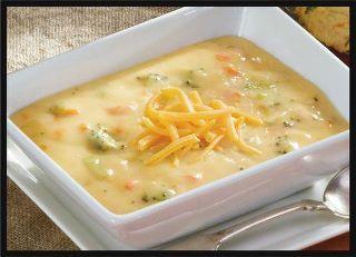 cream cheese soup Ruby Tuesday.yum.