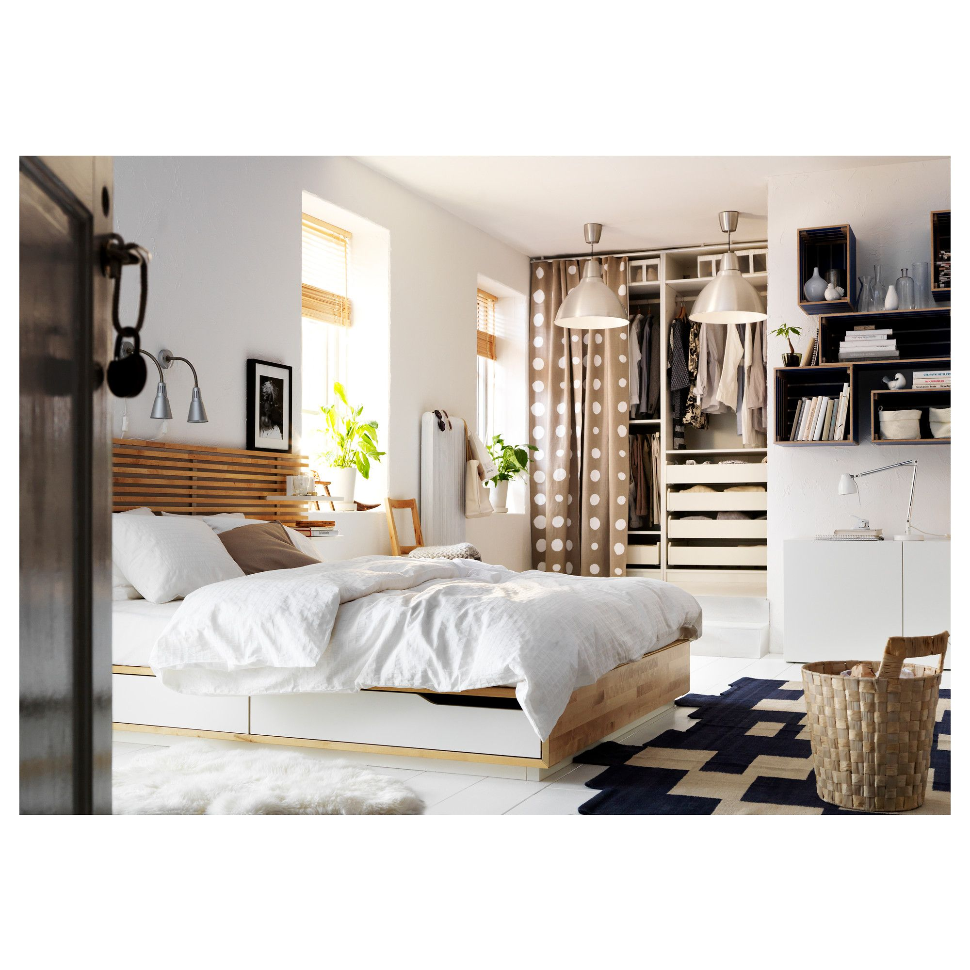 mandal kopfteil ikea deco pinterest bett. Black Bedroom Furniture Sets. Home Design Ideas