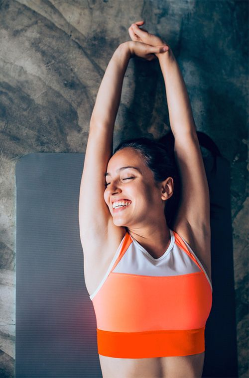 Science Backed Way To Boost Your Mood Well Good Holistic Fitness Yoga For Balance Best Cardio Workout