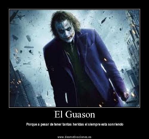 Pin De Ariana Perales En Guason Joker Joker Caballero De La
