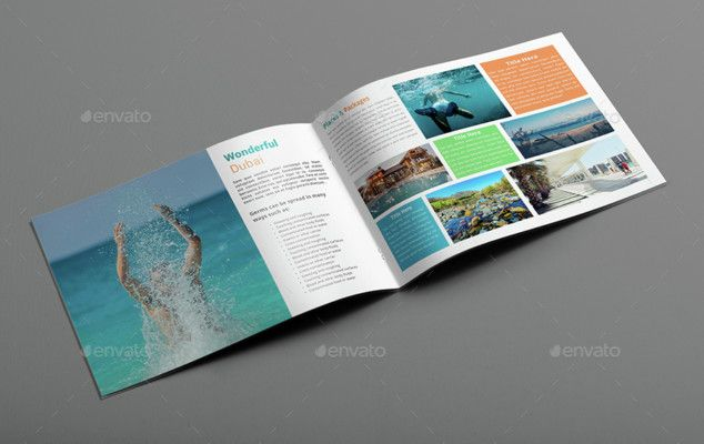 A4 Travel Agency Brochure Template 25 Travel Brochure Template
