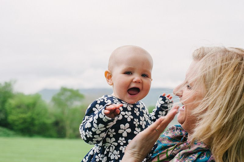 Family Photoshoot, South Wales | Mustard Yellow Photography