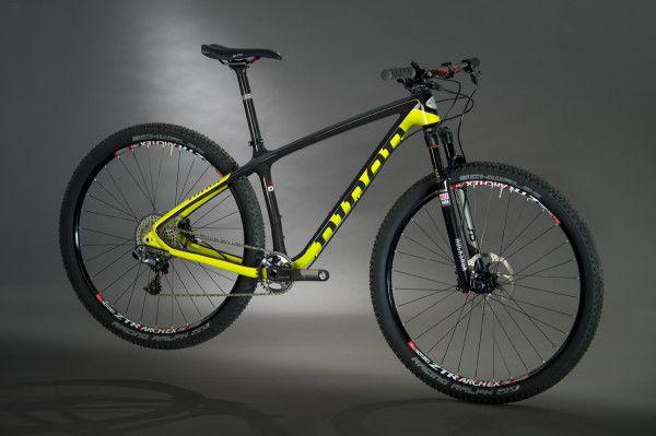 Niner Blaze Yellow SIR One 9 RDO 29 mountain bikes (7 ...