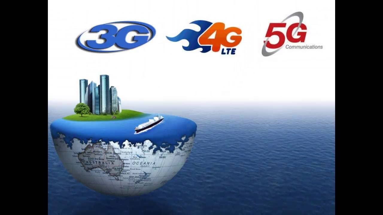 1G, 2G, 3G, 4G, 5G INTERNET TECHNOLOGY