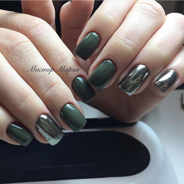 Nail Art #2923 - Best Nail Art Designs Gallery | Mirror nails ...