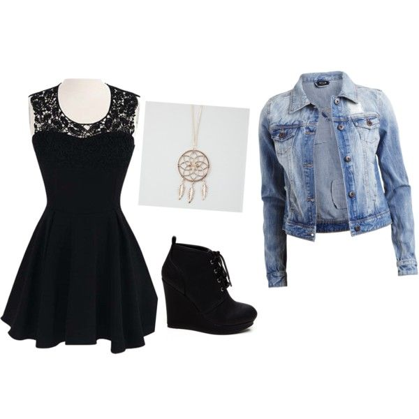 Possible first date outfit