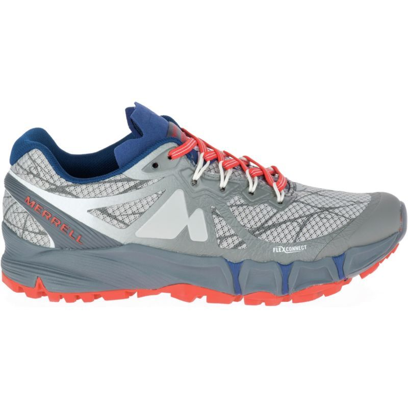 ae7eb495 Merrell Women's Agility Peak Flex Trail Running Shoes ...