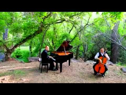 Christina Perri A Thousand Years PianoCello Cover The Piano Guys This Is Version Of Song That Will Be Played As I Walk Down Isle