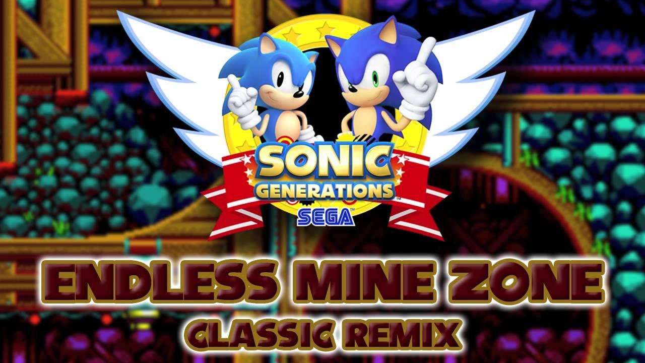 Sonic The Hedgehog 3 Endless Mine Guitartab Sonic Generations Classic Sonic Sonic