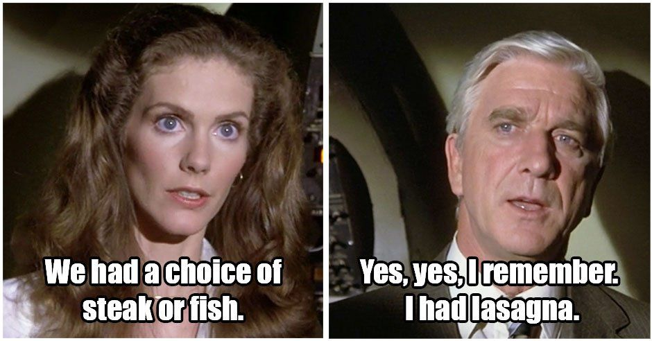 10 Times Airplane Was The Funniest Movie Ever Made Airplane