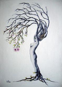 Baum Des Lebens Zeichnung Bleistift Anadolufotografdernegi