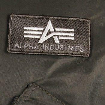 Alpha jacke emblem