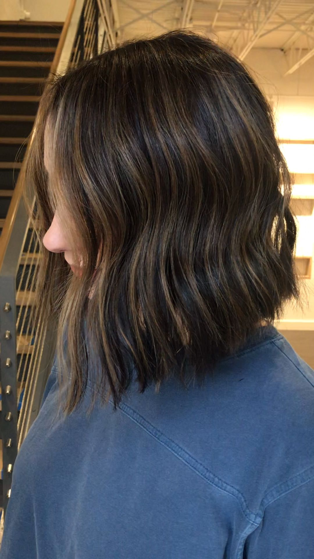 Photo of Dimensjonell Brunette Balayage
