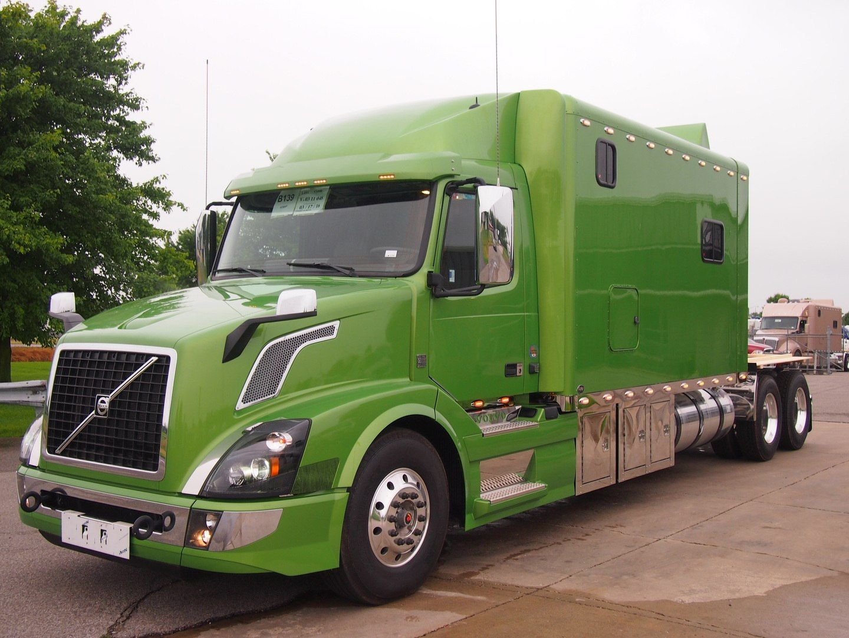 Volvo from USA. volvo usa truck trucks