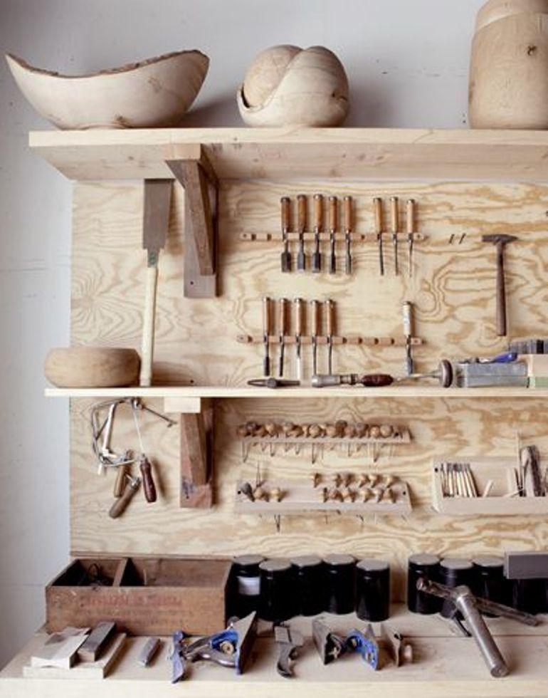 Diseñando el estudio/taller/showroom perfecto