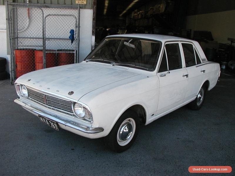 Car For Sale Ford Cortina Mark Ii 1600 Auto