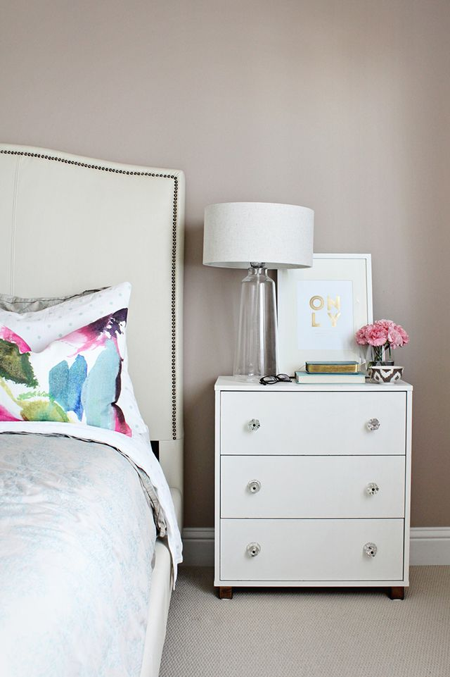 Master Bedroom Featuring Tuftex Carpet By Shaw Floors: #EQ3Spotted Christine's Master Bedroom Featuring Bliss
