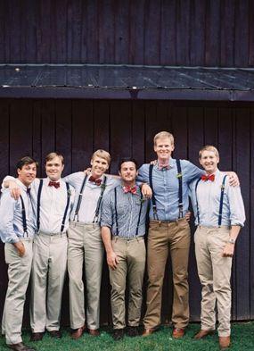 suspenders & bowties