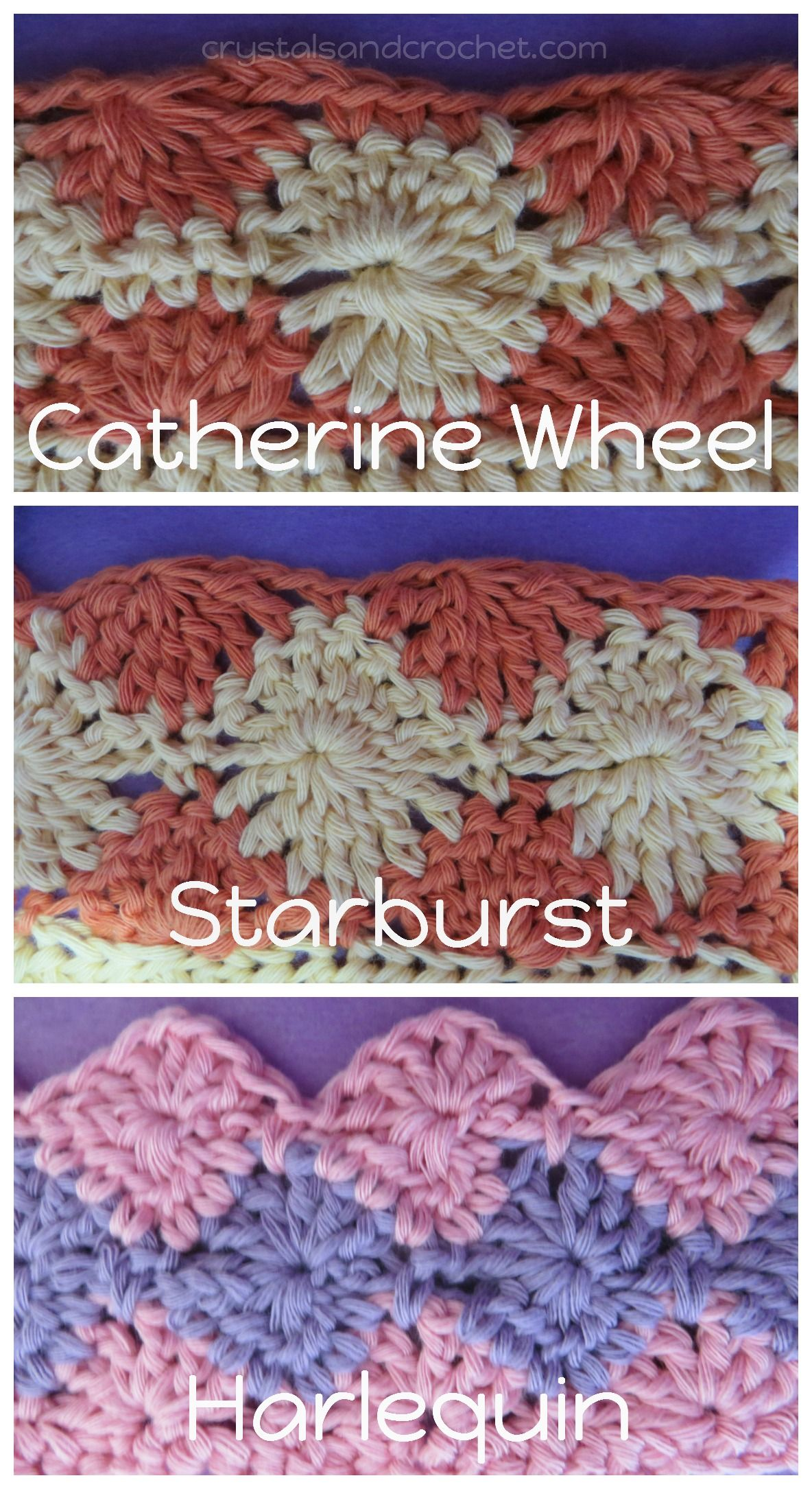 Level Your Skill Up With These Crochet Radial Increased Stitches