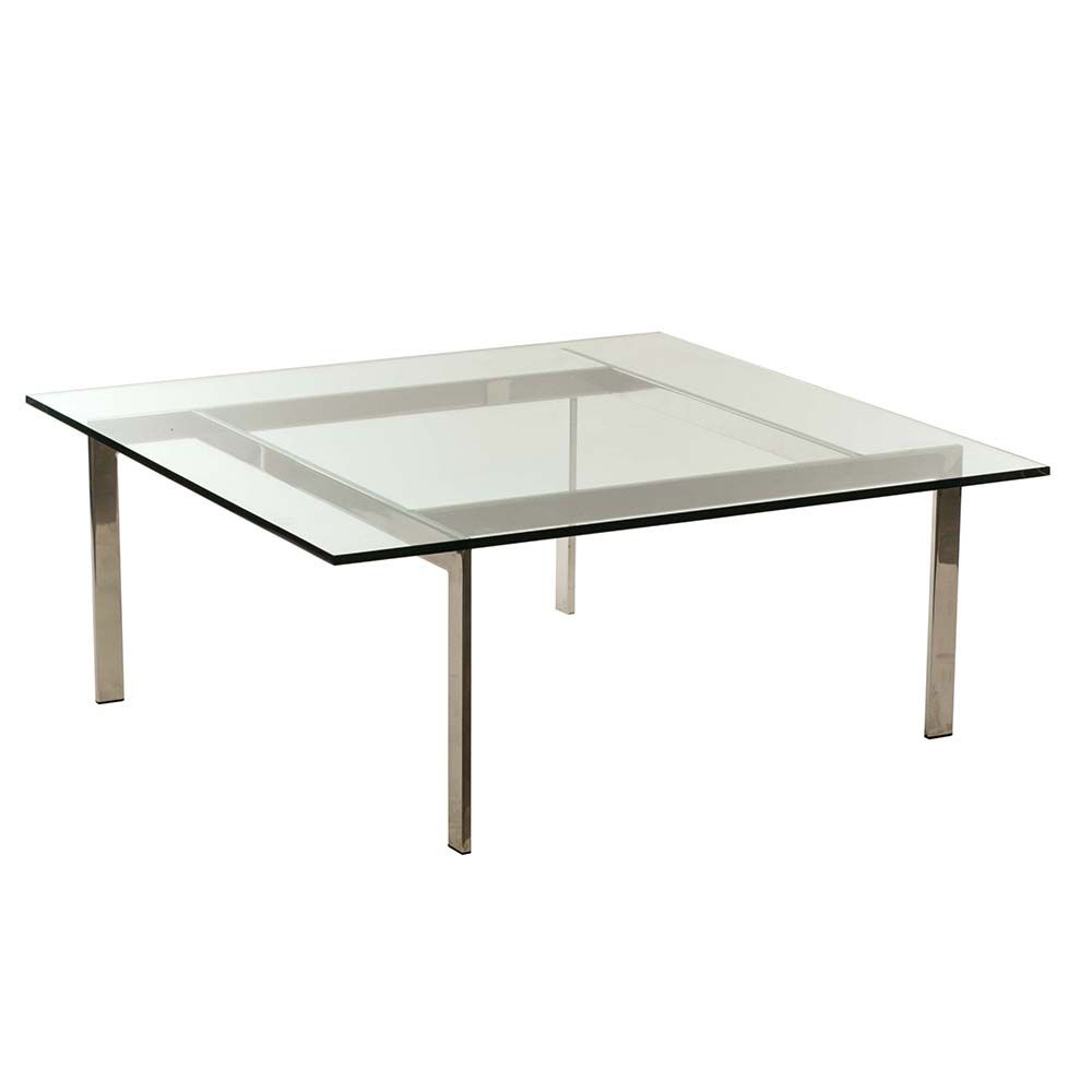 Mid Century Modern Chrome And Glass Coffee Table Attributed To Milo Baughman Mid Century Modern Coffee Table Coffee Table Glass Coffee Table [ 1000 x 1000 Pixel ]