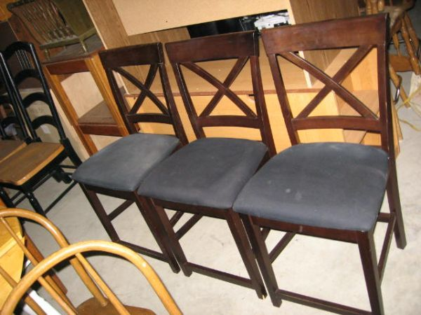 I want a set of these chairs from this listing!!!