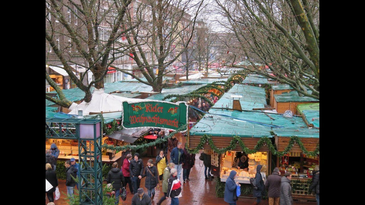 Kiel Weihnachtsmarkt 2021