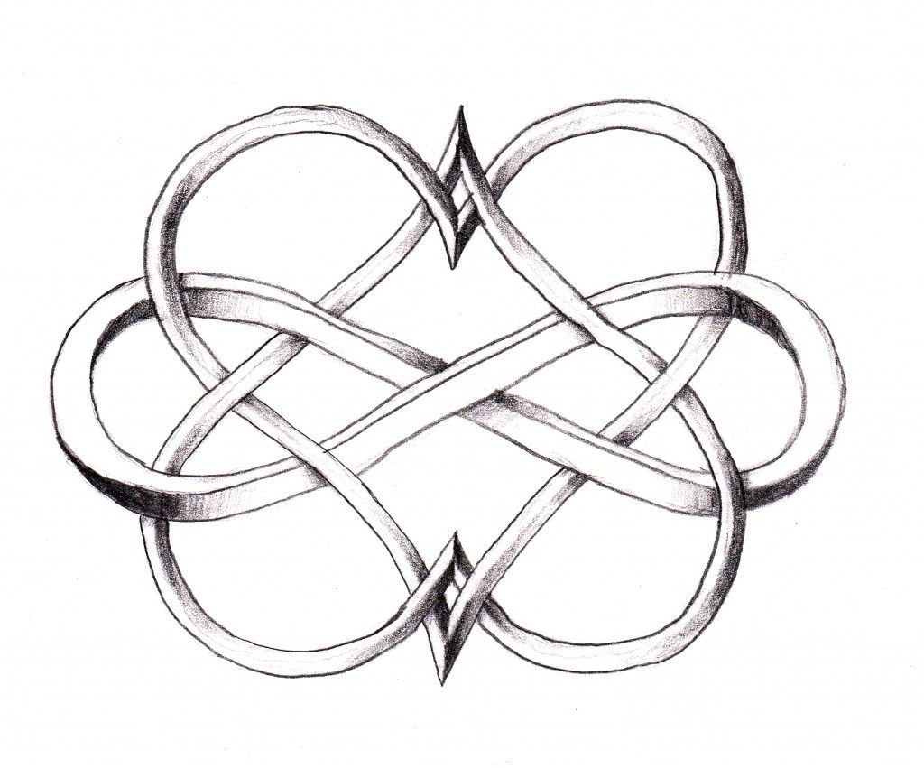Two hearts intertwined foreverwould be a cute tattoo with his i love this double heart infinity idea id get it as a tattoo one heart for each of my children and the infinity symbol for how much and how long i will buycottarizona Gallery