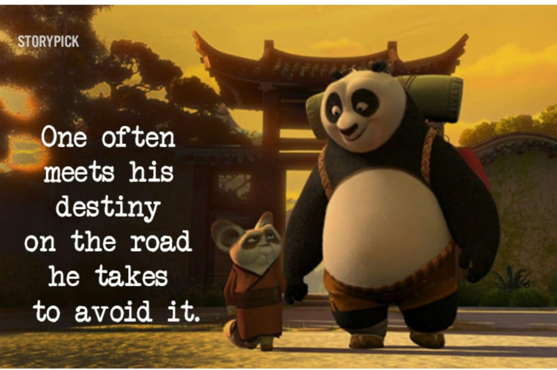 Winner KungFupanda Quotes motivation Kung fu panda