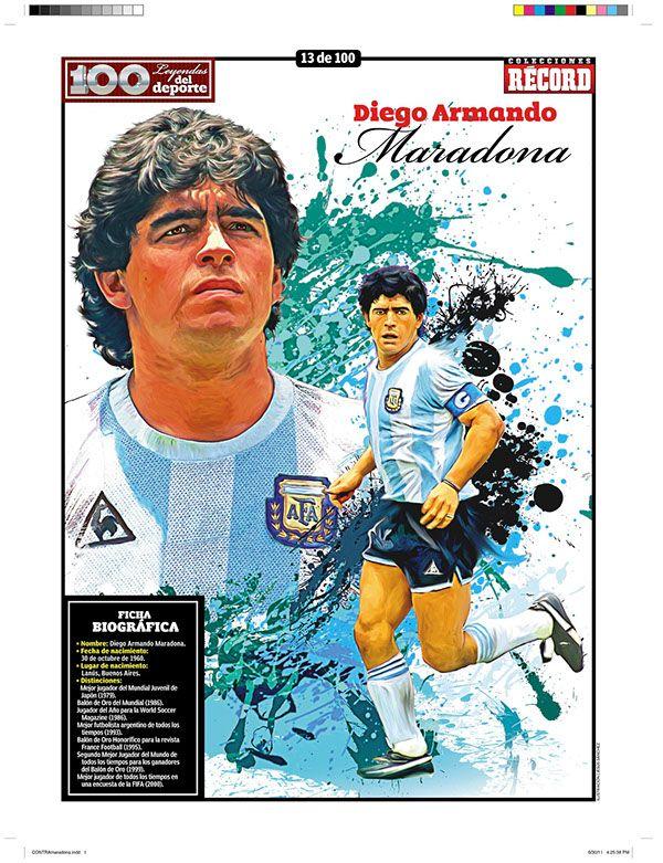 100 Illustrations Of Sports Legends Are Published Weekly Since May 2011 Futebol Pelo Mundo Futebol Freestyle Lendas Do Futebol