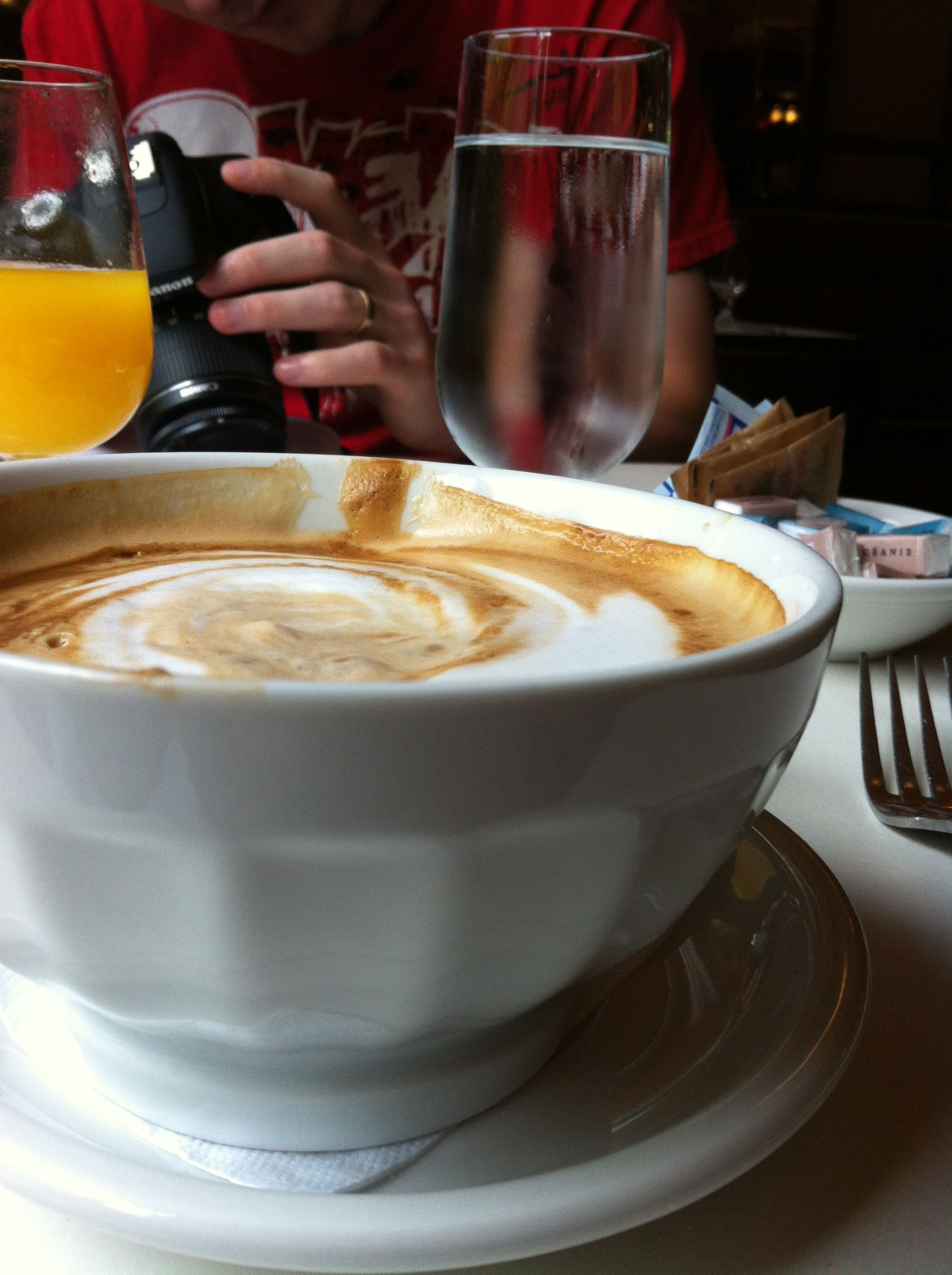 Cafe Au Lait Montreal Food Recipe Of The Day Eat