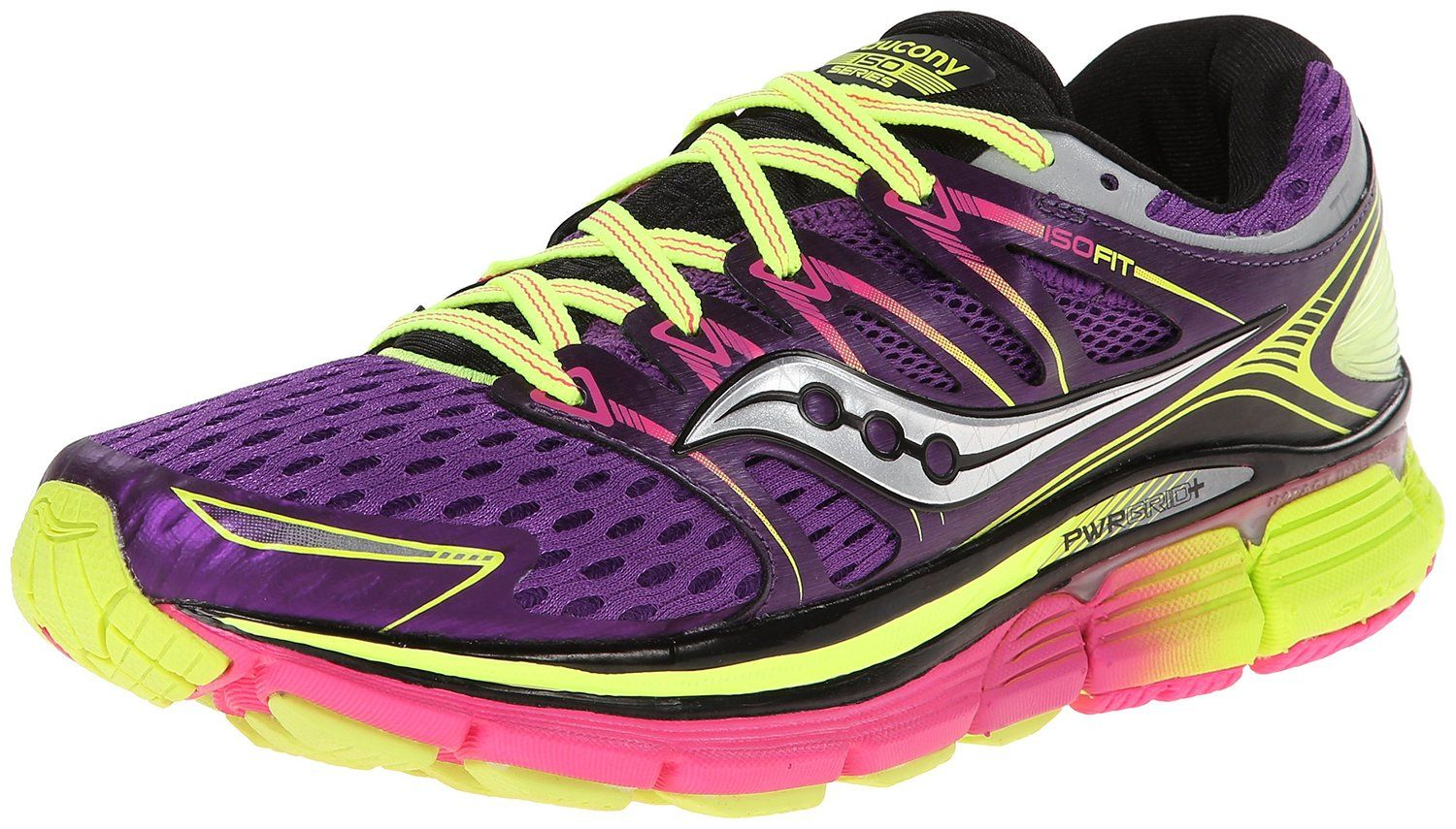 Saucony Women's Triumph ISO Running Shoe * Quickly view this special  product, click the image : Athletic sneaker shoes