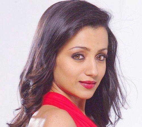 boobs Trisha krishnan
